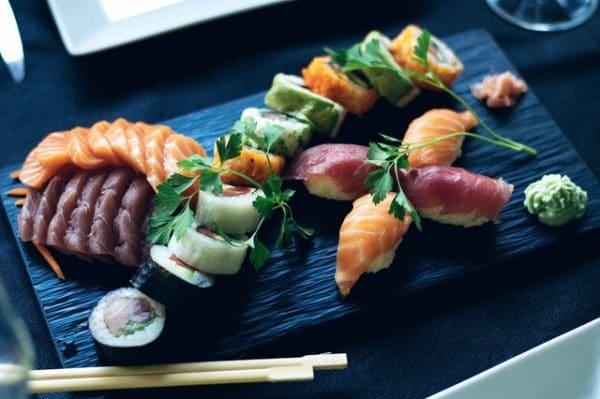 Suši gaminimo pamoka, sakuros kelias paslaugos