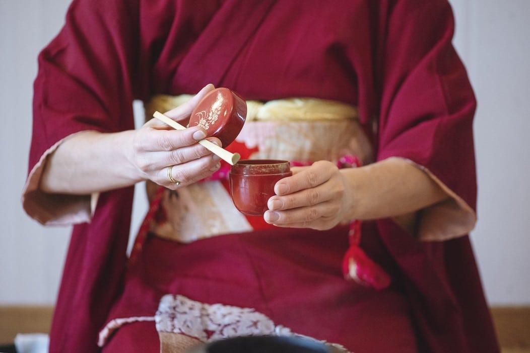Sakuros Kelias - Arbatos Ceremonija